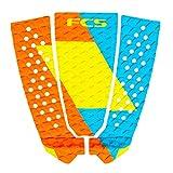 FCS Filipe Toledo Traction Pad Tropic Punch, One Size
