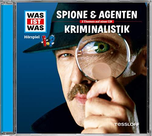Folge 51: Spione & Agenten/Kriminalistik