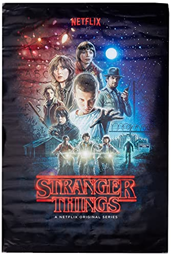 Stranger Things Póster, sin laminar, Multicolor, 61 x 91.5cm