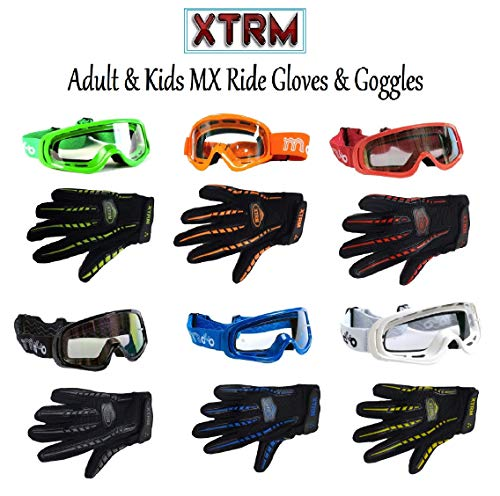 MOTORBIKE KIDS MX BODY ARMOUR XTRM EDGE JACKET Motorcycle Motocross Cycling BMX MTB Off-Road Dirt Bike Riding Kart Racing CE Approve Chest Spine Protection ATV Sports Full Body Deflector