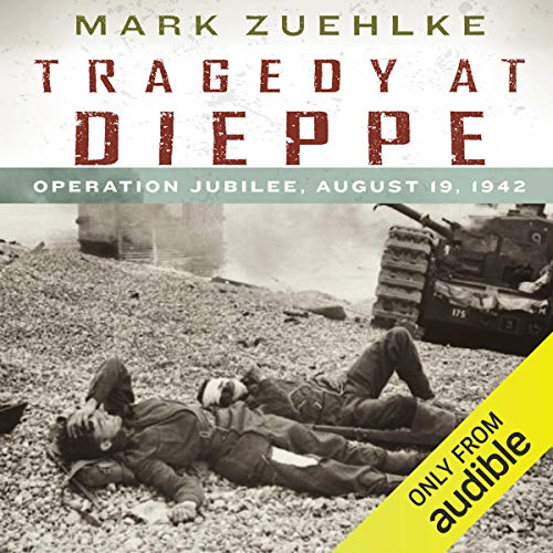 Tragedy at Dieppe  By  cover art