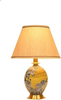 Lucide Ramzi de lámpara de mesa de color beige, cerámica ...