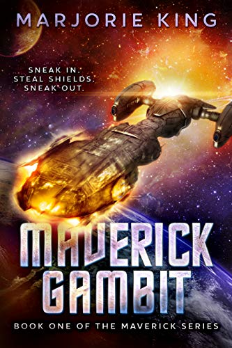 Maverick Gambit (Maverick Series Book 1)