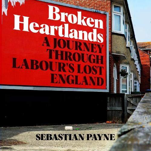Couverture de Broken Heartlands