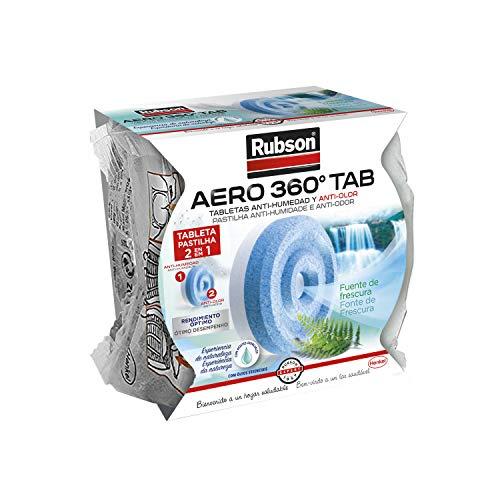 Rubson Recambios para deshumificador Aero 360, aroma frutas