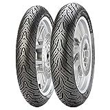 Par gomas neumáticos Tapicería Angel Scooter 100/8016120/8016Garelli XO 125