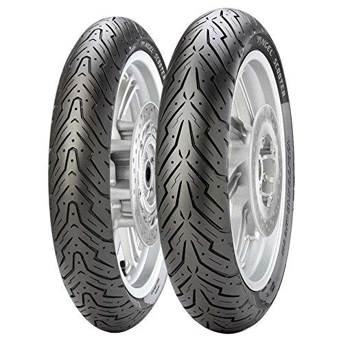 Par gomas neumáticos Tapicería Angel Scooter 100/8016120/8016Honda SH 125