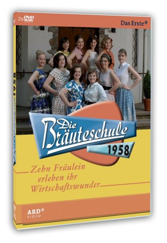 Die Bräuteschule 1958 (2 DVDs)