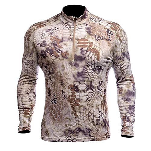Kryptek Men's Hoplite Midweight 1/4 Zip