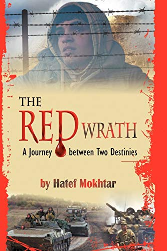 Book: The Red Wrath by Hatef Mokhtar