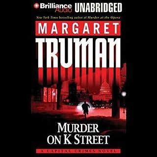 Murder on K Street cover art