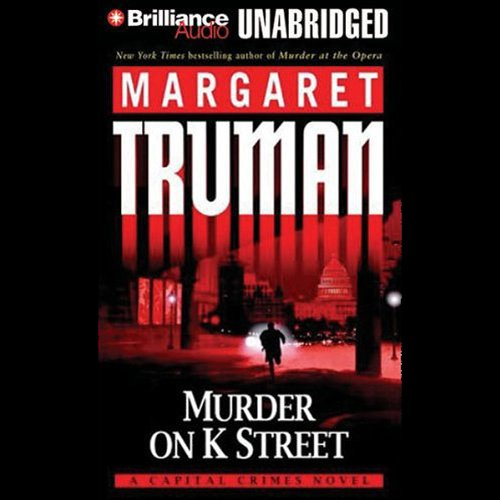 Murder on K Street cover art