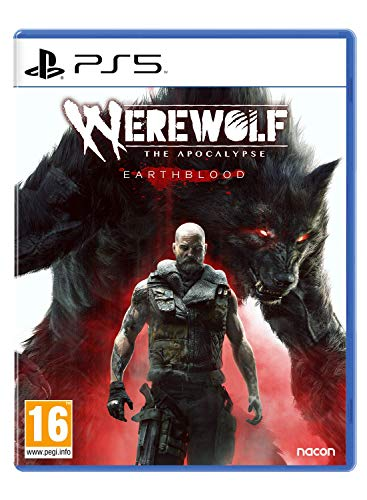 Werewolf: The Apocalypse Earthblood PS5
