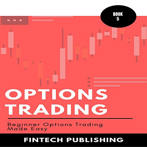 Options Trading: Beginner Options Trading Made Easy audiobook cover art