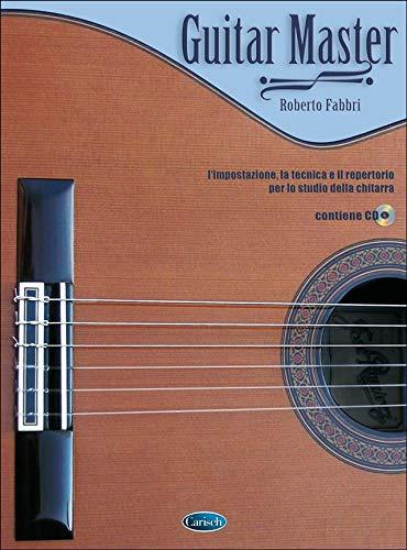 Guitar master. Con CD