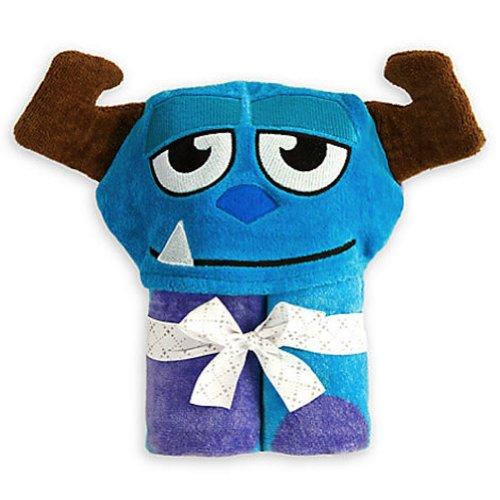 hooded monster towel - 9