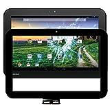 YANGJAN Écran Tactile for Tablette Toshiba Excite Pure / AT10-A-104 (Noir) (Color : Black)