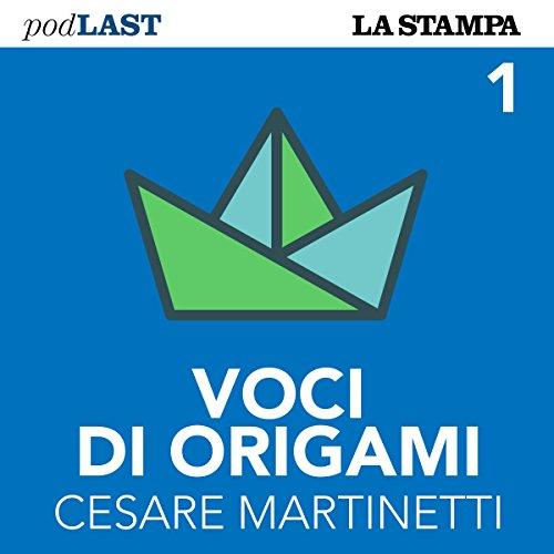 Voci di Origami (1) copertina