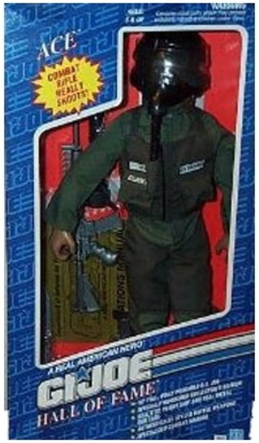 G.I. Joe Ace Air Force Pilot 12 Action Figure Hall of Fame by G. I. Joe