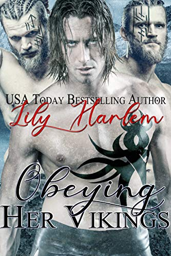 Obeying Her Vikings by Lily Harlem