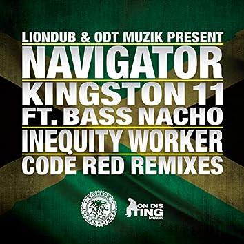 Kingston 11 (Code Red Remixes)