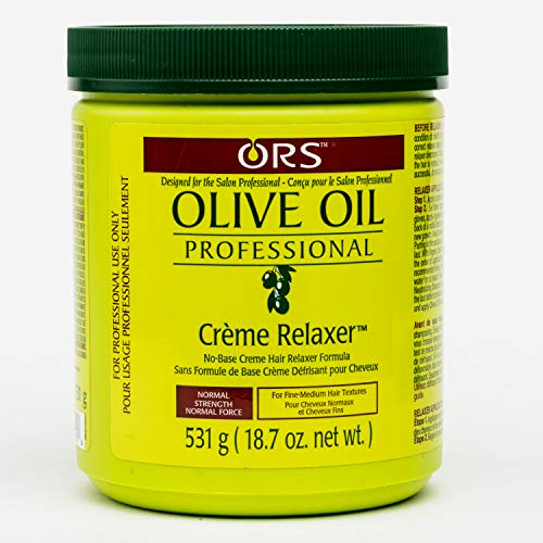 ORS Olive Oil Professional Creme Relaxer Normal Strength 18.75 Ounce