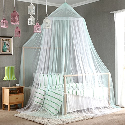 For Sale! Mosquito net for twin,Full,Queen size bed,Large mosquito netting curtains,Canopy for beds,...
