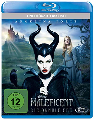 Maleficent - Die dunkle Fee - Ungekürzte Fassung [Blu-ray]