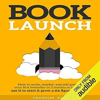Book Launch audiobook cover art
