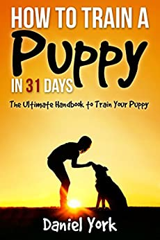 How to Train a Puppy in 31 days: The Ultimate Handbook to Train Your Puppy (Dog Training, Dog Training Books, Puppy Books) by [Daniel York]