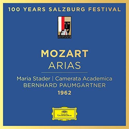 Maria Stader, Camerata Academica des Mozarteums Salzburg & Bernhard Paumgartner