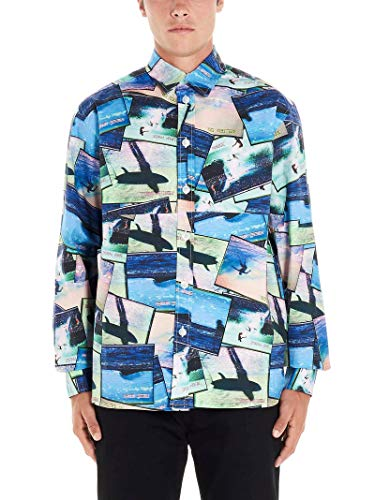 THE SILTED COMPANY Luxury Fashion Mens Shirt Winter