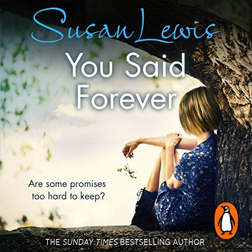 You Said Forever audiobook cover art