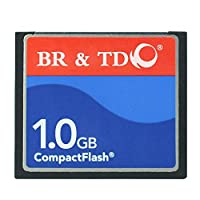 Compact Flash Memory Card BR&TD ogrinal Camera Card (1gb) [並行輸入品]