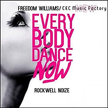 Everybody Dance Now Sweat Remix