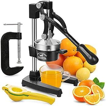 Aozita Professional Citrus Orange Juicer with Fixtures
