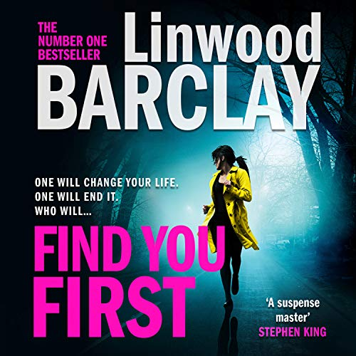 Find You First cover art