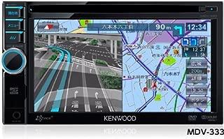 KENWOOD彩速ナビMDV-333