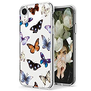 Amazon Com Diaclara Glitter Case Compatible With Iphone 12 Iphone 12 Pro With Built In Screen Protector Full Body Protection Sparkle Bling Case For Women Girl Athena Series Purple