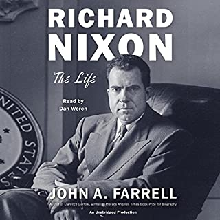 Richard Nixon cover art