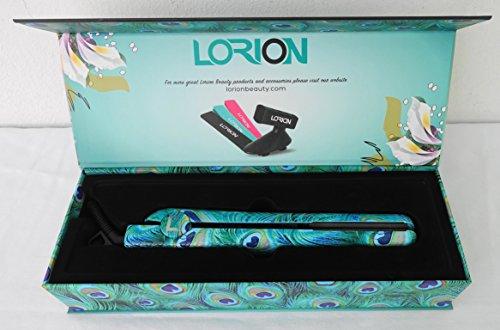 Lorion Pro SALON GRADE 1.25' CERAMIC Flat Iron BRAND NEW STRAITENING IRON