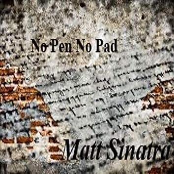 No Pen No Pad (EP)