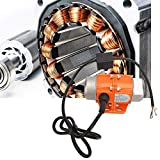 振動モーター、普遍的な振動モーター30W〜100W単相非同期モーター3000RPM(40W)