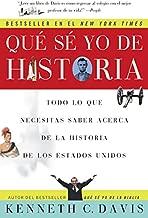 Que Se Yo de Historia: Todo lo que necesitas saber acerca de la historia de Estados Unidos (Spanish Edition)