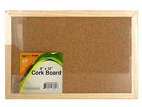 Kole Imports Classroom Supplies Bulletin Board (HX311)