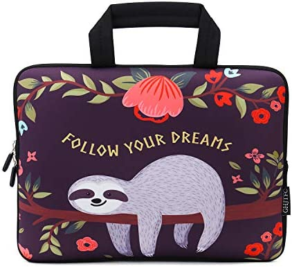 12 Inch Laptop Sleeve Carrying Bag Protective Case Neoprene Sleeve Tote Tablet Cover Notebook product image
