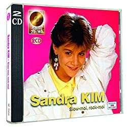 Sandra Kim, pépites 70/80