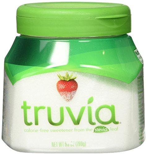 Truvia Natural Sweetener, Spoonable, 9.8 OZ ( Pack Of 12 ) ( Packaging May Vary )