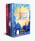 Journeys of the Heart, books 1-3: Three historical romances (English Edition)