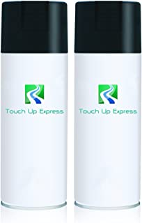 Touch Up Express Paint for Ford Excursion YZ Oxford White 12oz Aerosol Spray Kit for Car Auto Truck